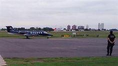 Lázaro Báez fue detenido por orden del juez Casanello en el aeropuerto de San Fernando