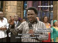 Emmanuel Tv, Tb Joshua, New Growth, Self Healing, Christ, Prayers, Language, Faith, Videos