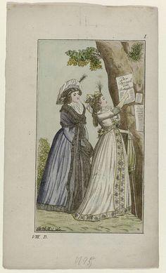 Berlinisches archiv der Zeit und ihres geschmacks, 1795, VIII.B, I, Anonymous, Rambach