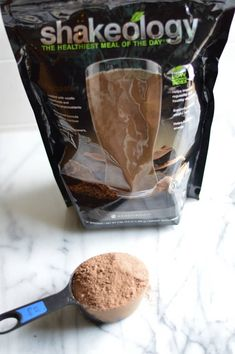 No Bake Chocolate Shakeology Cookies - the perfect no bake treat using Shakeology! #shakeology #cookies #nobake #chocolate