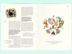 Influencia n°14 - La CréativitéThe new issue of quaterly 150 pages magazine about trends and communications Cover and chapters by Jeremy. Thanks to the great illustrators : Agoston Palinko, Alice Meteigner, Pablo Grand Mourcel and Laura Ancona.
