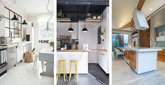 Wygodna kuchnia: galeria 15 inspiracji