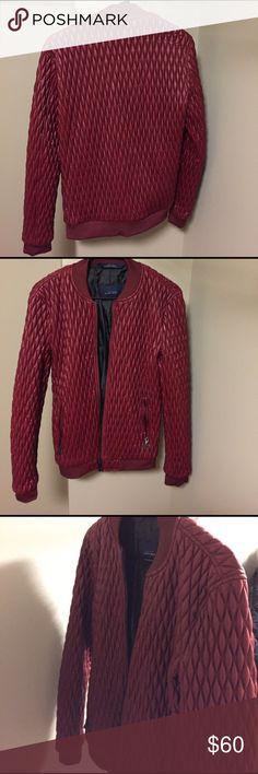 Zara man jacket Never used! Zara Jackets & Coats Lightweight & Shirt Jackets