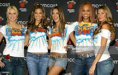 Heidi Klum, Adriana Lima, Alessandra Ambrosio, Tyra Banks, Gisele Bundchen