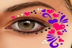 Juego Princesas maquillajes faciales reales Gratis