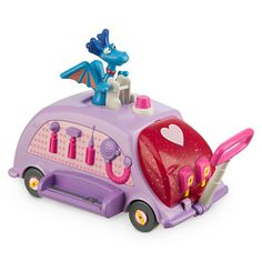 Doc McStuffins Mobile Office Pullback Toy - sold out