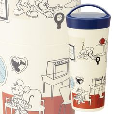 Rakuten: Disney ( Disney ) Bento box tumbler lunch (2 stops) to Mickey Mouse (Interior) shall 'character valve character valve toy' fs3gm '- Shopping Japanese products from Japan