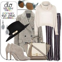 Grey day | Women's Outfit | ASOS Fashion Finder