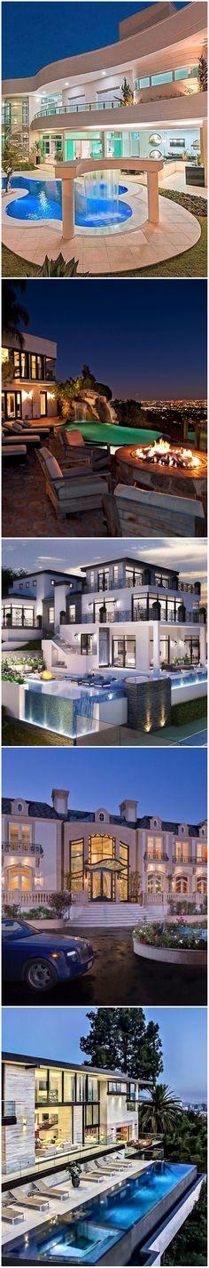 LosmAngeles Mansion Dream Homes #styleestate G List