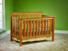Mission Crib