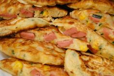 Breakfast Quotes, Savoury Baking, Polish Recipes, Cooking With Kids, Sausage, Easy Meals, Easy Recipes, Food And Drink, Appetizers