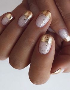 French Nails Glitter, French Tip Nails, Fancy Nails, Cute Nails, Pretty Nails, Nail French, French Tips, French Beauty, Perfect Nails