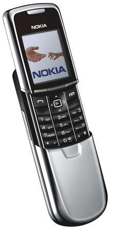 Bence gelmiş geçmiş en asil telefondu, Nokia 8800