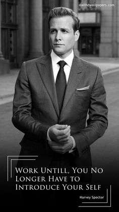 Harvey Specter mobile quotes quotes about life quotes about love quotes for teens quotes for work quotes god quotes motivation Suits Series, Suits Tv Shows, Positive Quotes, Motivational Quotes, Inspirational Quotes, Harvey Specter Anzüge, Harvey Spectre Zitate, Wisdom Quotes, Life Quotes