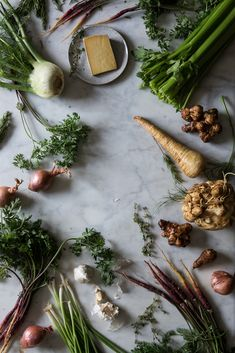 Local Milk | root vegetable cheese pot pie + herb biscuit crust
