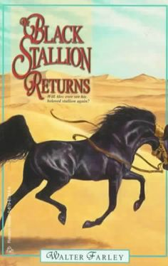 In this, the second book in the series, the heart-stopping adventures of the Black Stallion continue as Alec discovers that two men are after the Black. One claims to be the Blacks rightful owner and