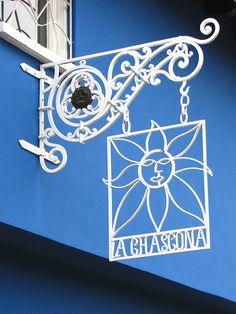 La Chascona - Pablo Neruda's house in Santiago, Chile