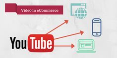 Video-uri in eCommerce. Ecommerce, Marketing, Youtube, Blog, Blogging, E Commerce, Youtubers, Youtube Movies
