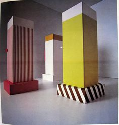 insidefront Ettore Sottsass     Wardrobes by fantastic Ettore Sottsass.