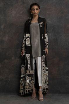 Pakistani Fashion Casual, Pakistani Dresses Casual, Pakistani Dress Design, Abaya Fashion, Indian Fashion, Fashion Dresses, Iranian Women Fashion, Muslim Fashion, Ethnic Fashion