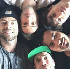 Young Guns - BAND SELFIEEEE!!!