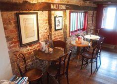 Brewery vintage tearoom in Walkern