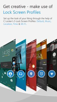 C Locker Pro (Widget Locker) v7.9.3 FULL APK (UPDATED) | APKBOO