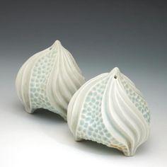 Работы Roberta Polfus и Judi Tavill: удивительная посуда в природном стиле - Ярмарка Мастеров - ручная работа, handmade