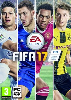 a) author. ea sports  b)it is a game about football were you can play between friends or also vs the computer. c) it teaches coordination and skills. d)it teaches this because you need to have coordination to press the correct button at the correct time it teaches skills because you need to do it quick. e) you can learn in the sports subject because you learn about different players and teams. f)reflejos 6 / trabajo en equipo 6 / ciencias y math 2/ estrategia 7/ historia 3/ economia 4.