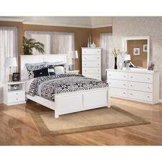 Bostwick 5 Piece Bedroom Set $865