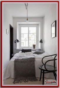 أفكار غرف نوم صغيرة 2021 Small Apartment Bedrooms Apartment Bedroom Design Small Bedroom