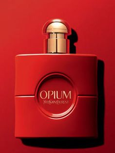 Yves Saint Laurent Opium Rouge Fatal. Top: Mandarin, Bergamot, Lily of the Valley Heart: Sambac Jasmine, Carnation, Myrr Base: Vanilla, Amber, Patchouli