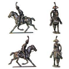 Correo militar (Manufactura Histórica de Soldados de Plomo) Subido desde www.elgrancapitan.org