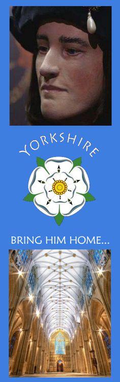 Richard III ~ Bring him home