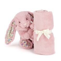 Jellycat BBL4BTP Blossom Tulip Bunny Soother