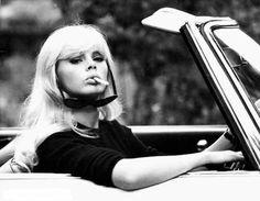 Britt Ekland (1960s).