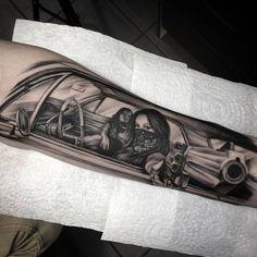 Только эскизы тату / Татуировка / Sketch tattoo More