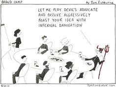 Devil's advocate - Tom Fishburne
