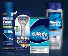 FREE Gillette Product Samples for Men  http://www.thefreebiesource.com/?p=223296