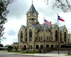 Victoria County Courthouse, Victoria Texas