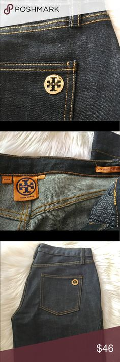 🌺🌸Tory Burch 🌸HIGH WAISTED FLARE🌸 Inseam 32'🌸 🌸🌺Excellent Condition 🌸Like new, authentic 🌸 Tory Burch Jeans Flare & Wide Leg