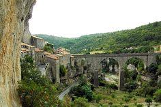 Minerve, Languedoc