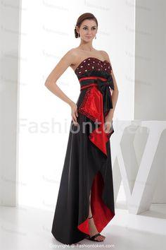 Sheath/ Column Asymmetrical Special Occasion Dress Wholesale Price: US$189.99