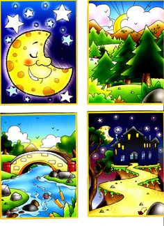 cartas para inventar cuentos - Glòria P - Álbuns da web do Picasa Sistema Solar, My Teacher, Colouring Pages, Preschool Activities, Storytelling, Homeschool, Archive, Snoopy, Clip Art