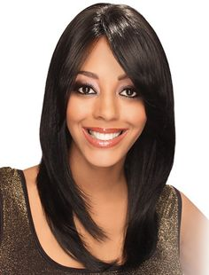 Zury Synthetic Fiber Wig - Lovely