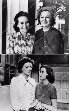 photo Myrna Loy Teresa Wright Best Years of Our Lives & TVM The Elevator 1358-05