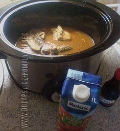 Veprove v tomatove omacce Crockpot, Slow Cooker, Cooking, Ph, Kitchen, Crock Pot, Crock Pot, Crock, Brewing
