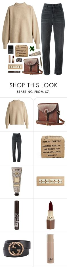 """Acting like my life's already over"" by nandim ❤ liked on Polyvore featuring The Row, Toast, Alexander Wang, Gus* Modern, River Island, Fashion Fair, Gucci and Chloé"
