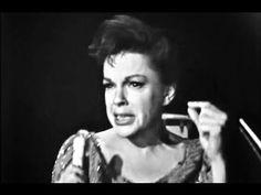 Judy Garland  ~ Battle Hymn of the Republic ~ The Judy Garland Show [Video]