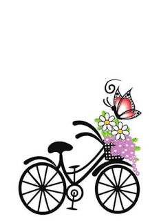 Bicycle Painting, Bicycle Art, Butterfly Art, Flower Art, Doodle Art, Wall Painting Decor, Diy Arts And Crafts, Easy Drawings, Rock Art